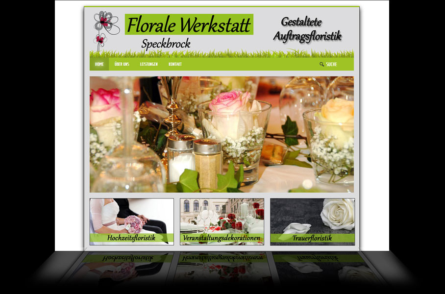 Gestaltete-Auftragsfloristik-Veranstaltungsdekorationen
