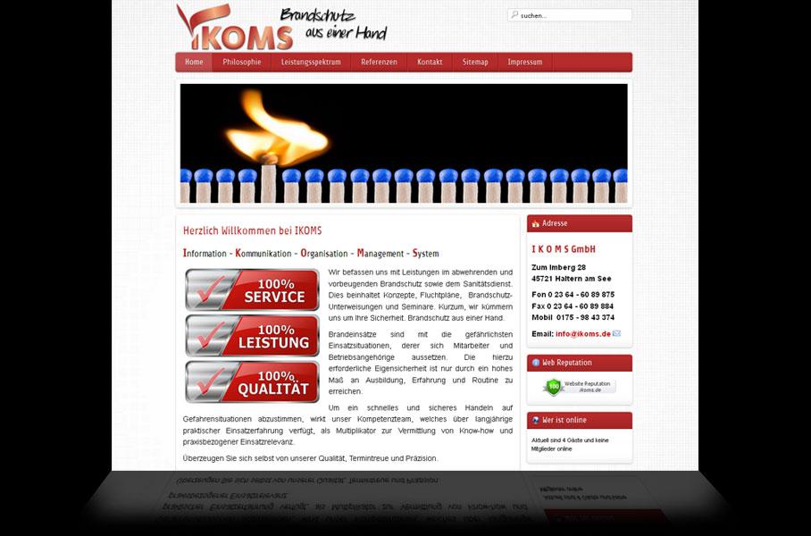 IKOMS - Brandschutz