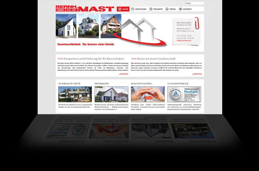 MAST GmbH - Bauunternehmung