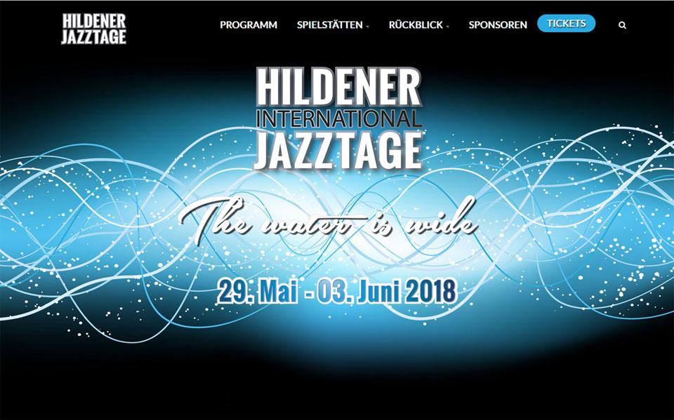Hildener Jazztage 2018